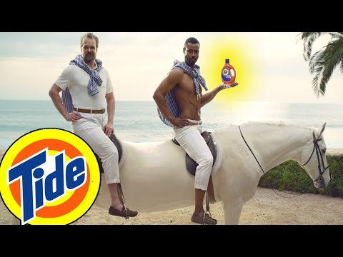 THIS IS A TIDE COMMERCIAL!! ~~ A Hat In Time + Minecraft