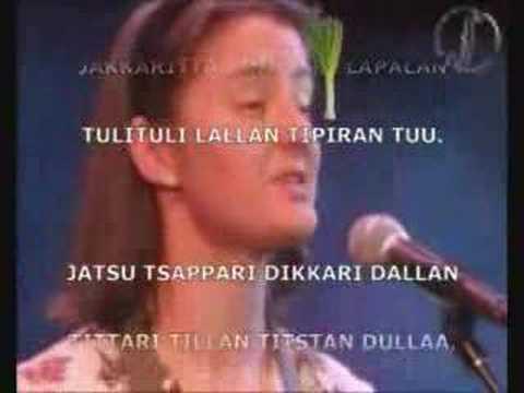 Loituma Ieva's Polka w/ Lyrics