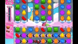 Candy Crush Saga Level 987 (No booster, 3 Stars)