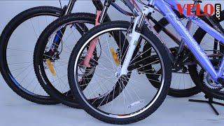 Как выбрать женский велосипед - veloonline com(Как выбрать женский велосипед - veloonline.com Над темой по выбору женского велосипеда висит огромное количество..., 2016-05-24T01:20:57.000Z)