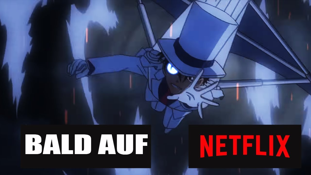 Netflix Detektiv Conan