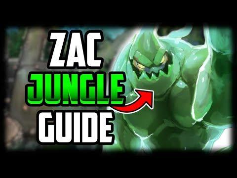 Free download Mp3 lagu How to Play Zac Jungle | Zac Jungle Commentary Guide - League of Legends LoL Guide di ZingLagu.Com
