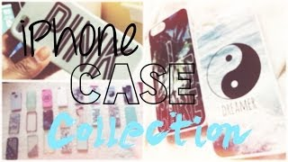 My iPhone Case Collection 2014! ❀ Thumbnail