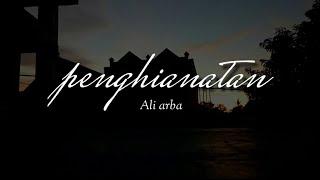 Penghianatan Ali Arba Musikalisasi puisi
