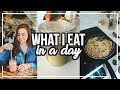 Vegan What I Eat on BUSY Days! | QUICK & Healthy Meal Ideas