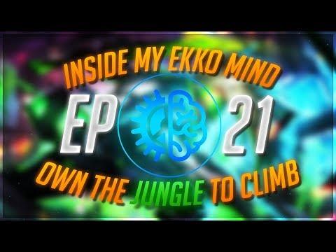 Maxske's Ekko | OWN THE JUNGLE! (LOW ELO EDITION) ! INSIDE MY EKKO MIND! #21