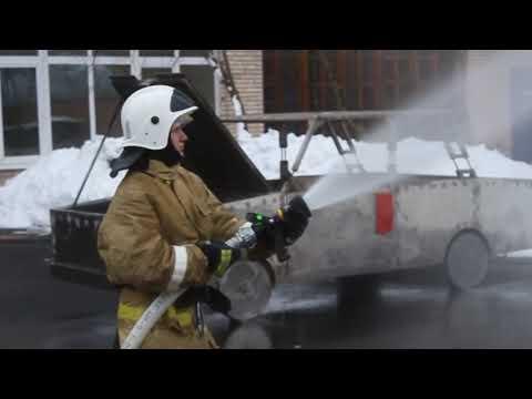Испытания пожарных стволов Мастер