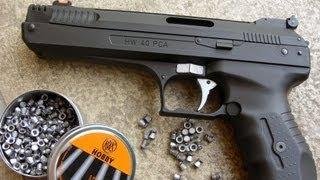 Beeman P3 - Weihrauch HW40 Air Pistol thumbnail