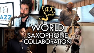 World Saxophone Collaboration 2020