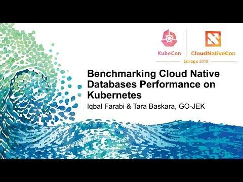 Benchmarking Cloud Native Databases Performance on Kubernetes