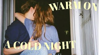 warm on a cold night - HONNE 🌝🌃 (thaisub)