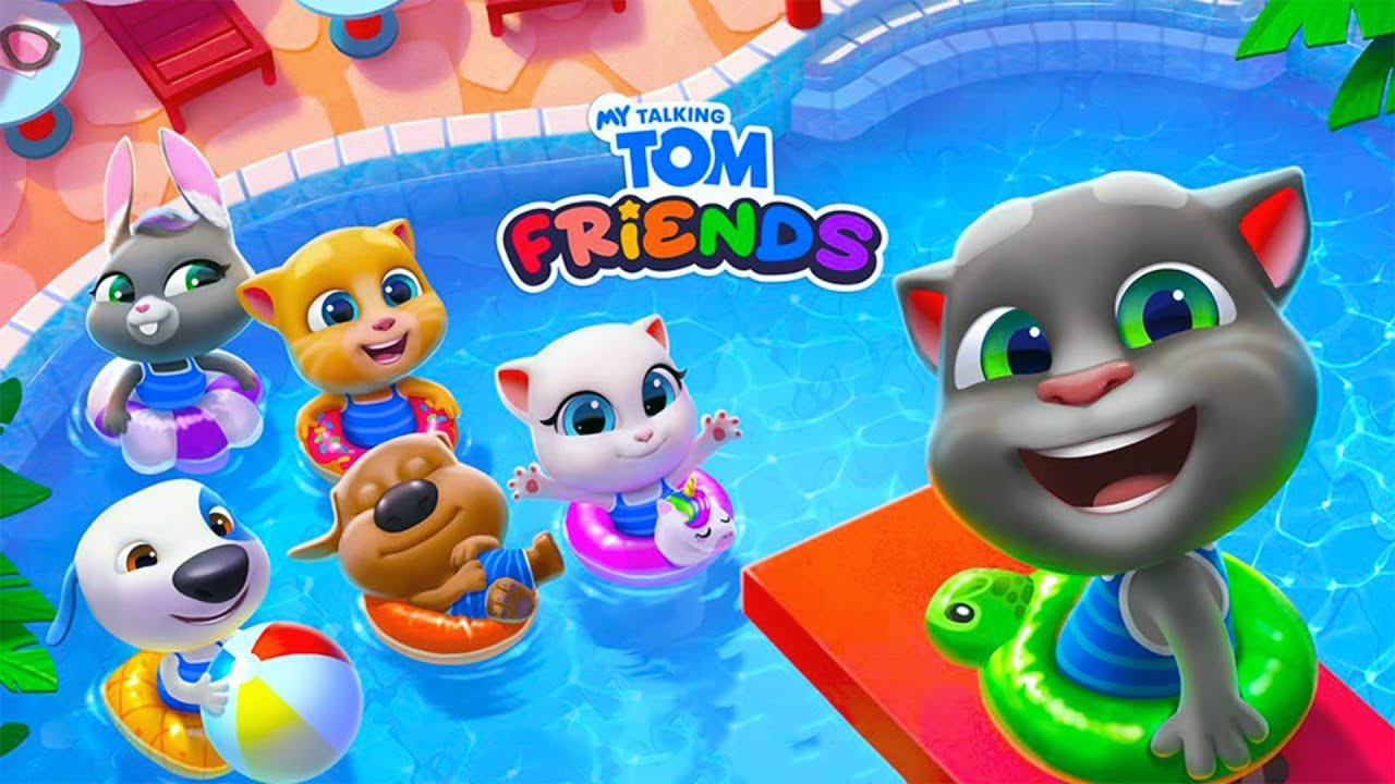 My Talking Tom Friends - Walkthrough Gameplay Part 12 [iOS, Andoid]