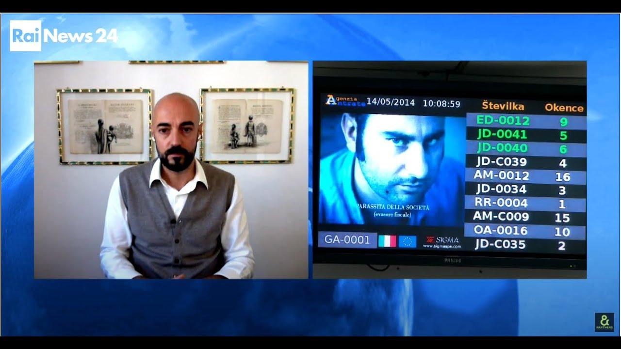 10.10.2021 - RaiNews24: intervista a Pietro Bracco