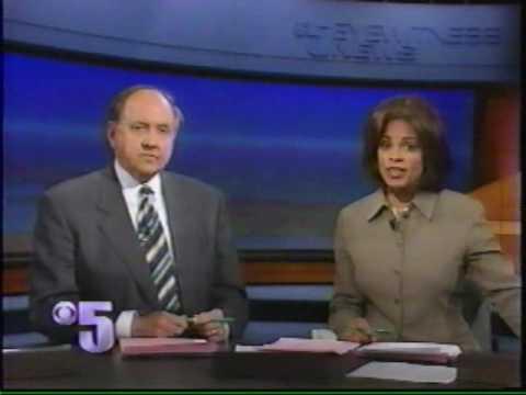 """KPIX-TV Eyewitness News """"Everywhere"""" 1998 Open / Bumper"""