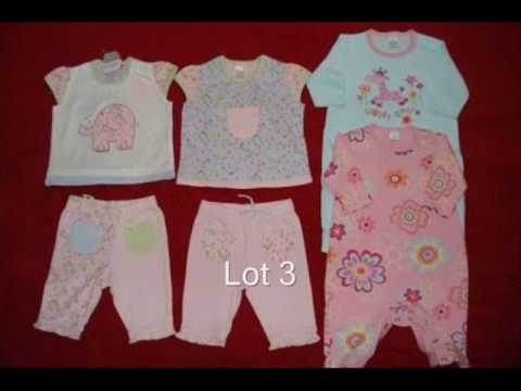 Baby Clothes for Sale - YouTube