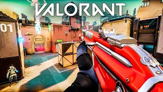 EXCLUSIVE VALORANT GAMEPLAY & IMPRESSIONS (Valorant vs CSGO Comparison)