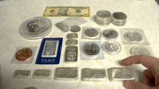 Part 2 Silver and Precious Metals Investing 101