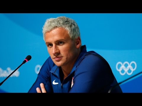 Ryan Lochte Responds to Accusations He Fabricated Rio Robbery Report