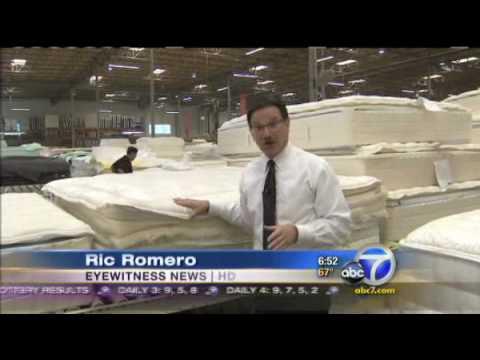 Kluft Mattress Complaints expensive mattress aireloom earl kluft - YouTube