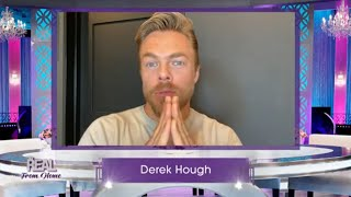 FULL INTERVIEW: Derek Hough on 'World of Dance' and More!