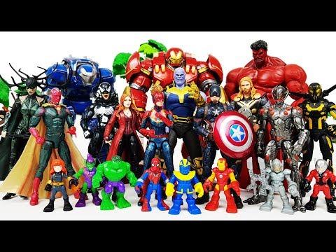 Thanos vs Captain