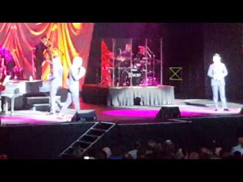 The Tenors in Concert at Mohegan Sun Arena May 14, 2017