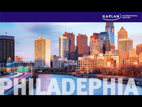Study English in Philadelphia