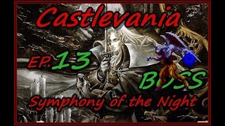 (PSX) Castlevania SOTN - Long Library, Consigo la Soul of Bat / BOSS Lesser Demon EP.13