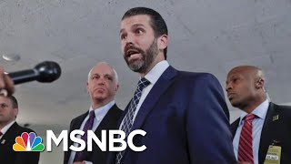 Trump And Allies Amplify Calls For Whistleblower To Be Outed | The 11th Hour | MSNBC