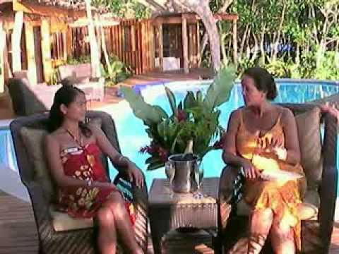Melissa McCoy Live Video Broadcast from Namale Resort - Fiji Islands