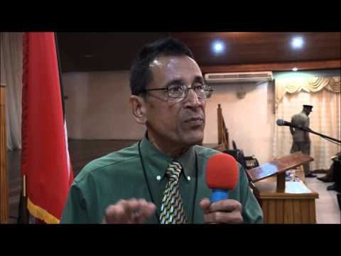 Trinidad & Tobago Municipal Police Recruitment Exercise May 19,2015