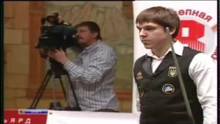 Ярослав Тарновецкий - Александр Паламарь | Великолепная восьмерка 2011. ФИНАЛ