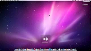 Mac Tutorial - Max Volume Customisation ( Audio )