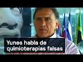 Yunes habla de quimioterapias falsas - Corrupción - Denise Maerker 10 en punto