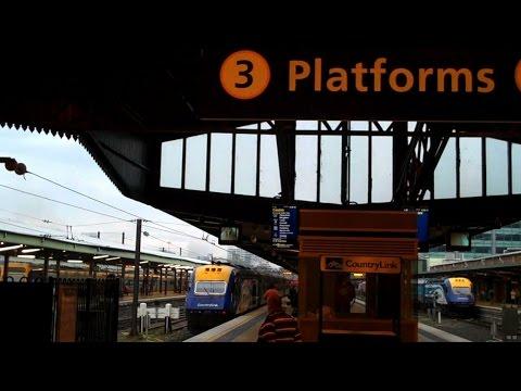 Sydney To Brisbane By Rail