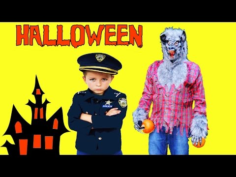 Download Youtube: Werewolfe and the Stolen HALLOWEEN Pumpkins a YouTube Kid Friendly Family Video