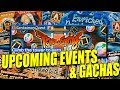 UPCOMING EVENTS & GACHAS Bleach Brave Souls