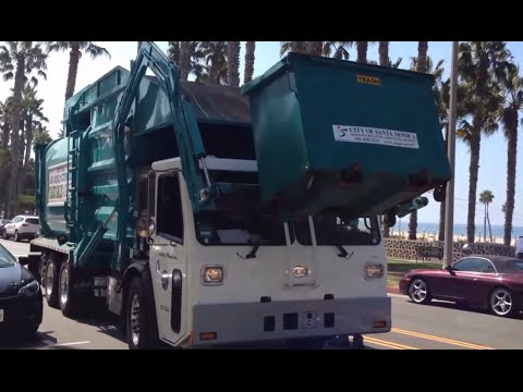 Santa Monica Front Loader and Rapid Rail