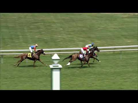 video thumbnail for MONMOUTH PARK 6-6-21 RACE 3