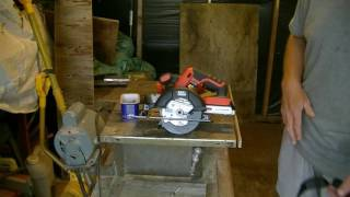 Black & Decker 20 Volt Saw And Drill Test And Review