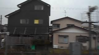 2019/03/30 快速きらきらうえつ新潟行き 酒田駅発車後 車内放送