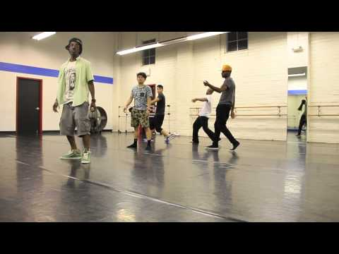 LIFT: MEN.DANCE.LIFE COMMUNITY SERIES  FEATURING BRANDON FORREST