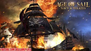 Age of Sail: Navy & Pirates Gameplay [Android IOS]