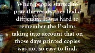 Praying The Rosary - Things To Know Part 1