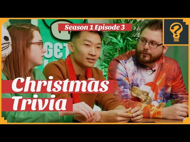 Christmas Trivia · Trivial Geeks S1 Ep 3