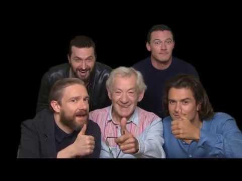 the-hobbit:-the-battle-of-the-five-armies-|-première-greeting-cast-|-10-december-in-de-bioscoop