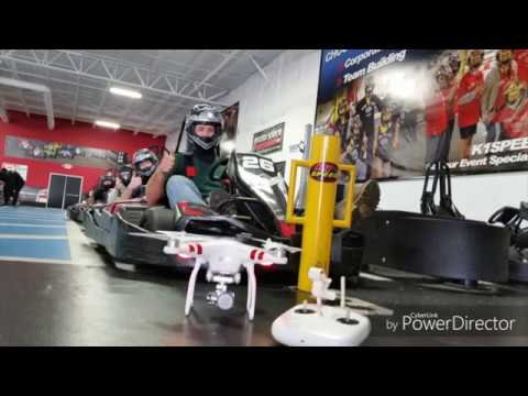 WHAT TO DO IN HOUSTON ? FUN IN K1 SPEED. LETS REVIEW