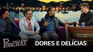 Leo Maia, Simoninha e Jair Oliveira contam as melhores histórias de seus pais