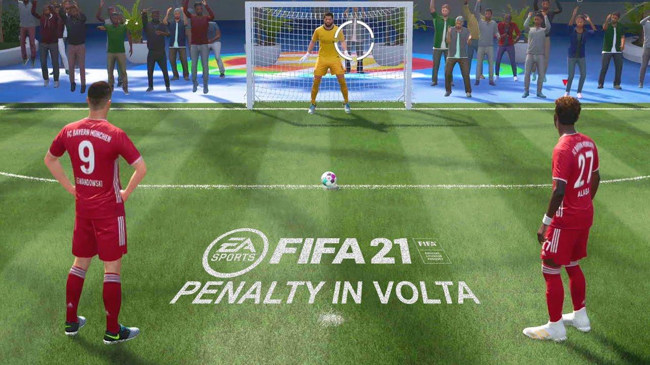 FIFA 21 | Penalty Kicks in VOLTA