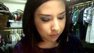 Purple Eyeshadow Tutorial Thumbnail